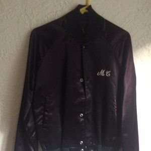 Satin Band Jacket